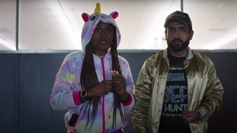 The Lovebirds Review Kumail Nanjiani Issa Rae Lead