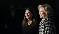 Hillary Clinton Ruminates on Her Legacy with 'Hillary' Director Nanette Burstein