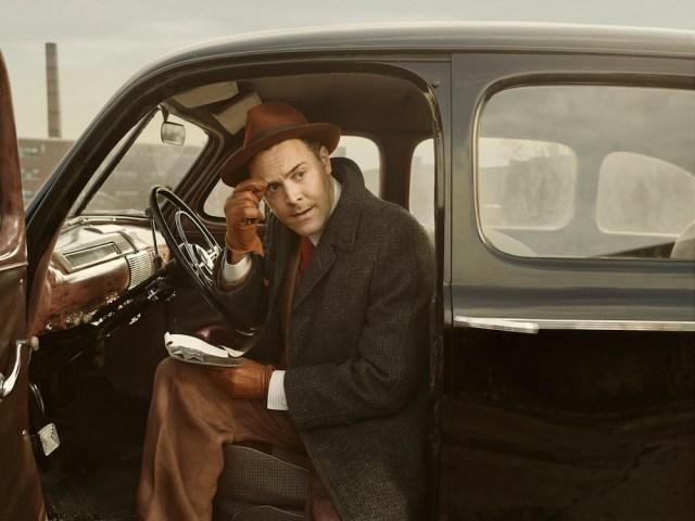 FARGO - Pictured: Jack Huston as Detective Odis Weff.  CR: Matthias Clamer / FX