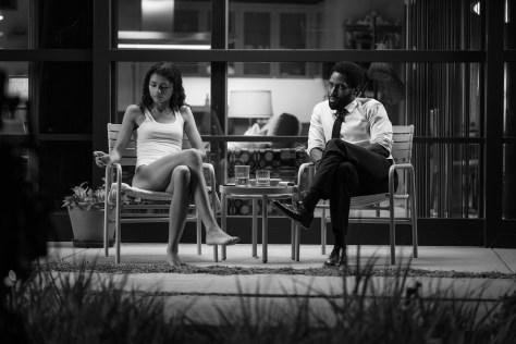 Zendaya & John David Washington in Malcolm & Marie recensie voor Netflx België