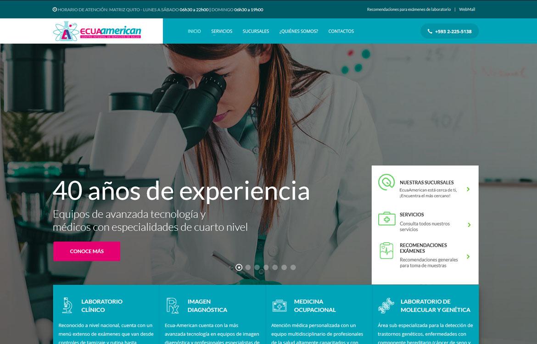 Ecua-American Homepage