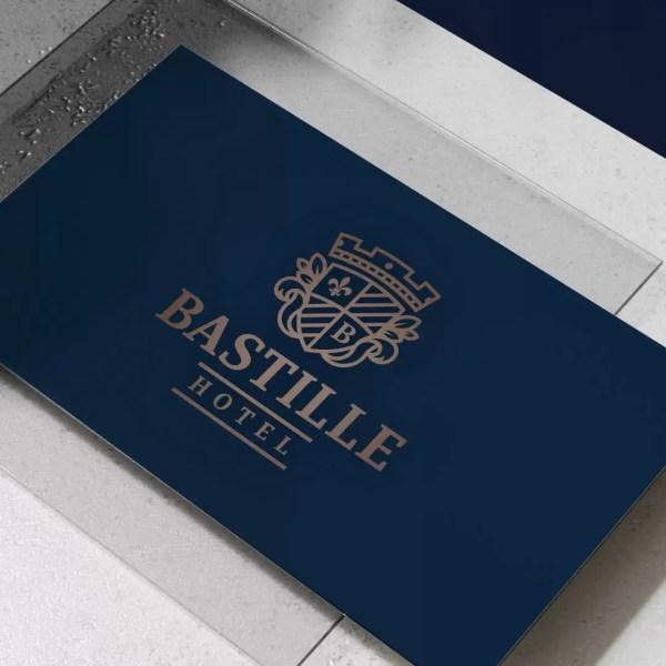 Bastille Hotel Branding Indigo Agency