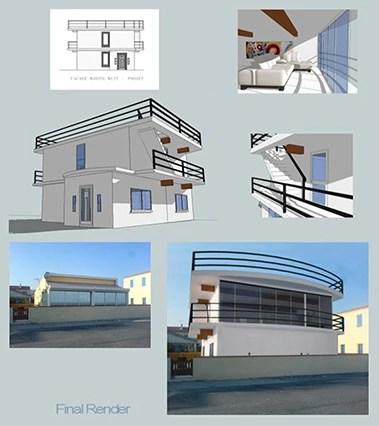 3D Architectural Design Services 3D House Design