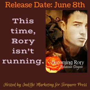 Becoming Rory Square