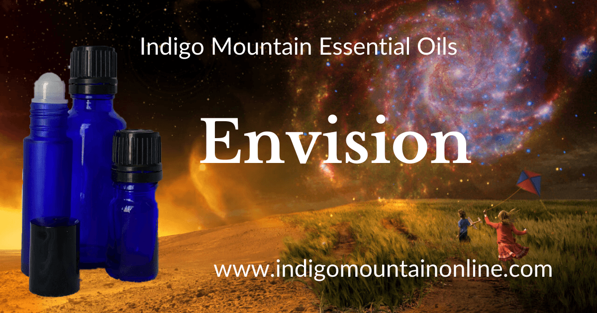 Envision Essential Oil Synergy
