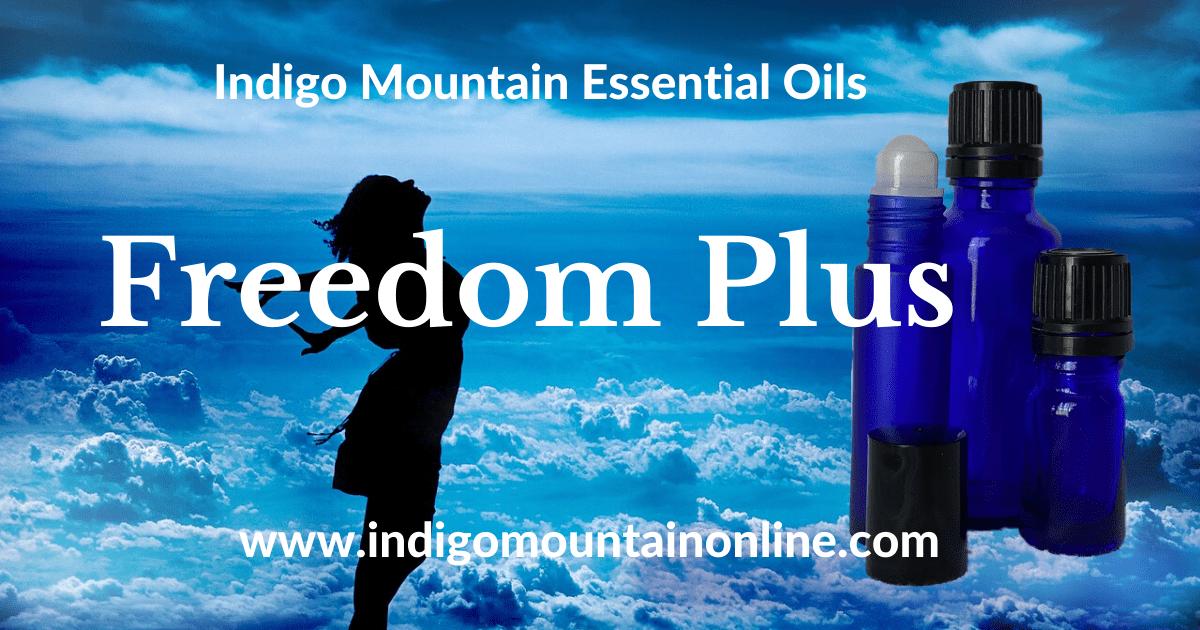 Freedom Plus Essential Oil Synergy