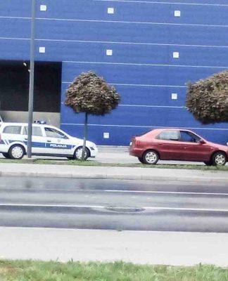 Policijska kontrola prometa - osnovni nasveti