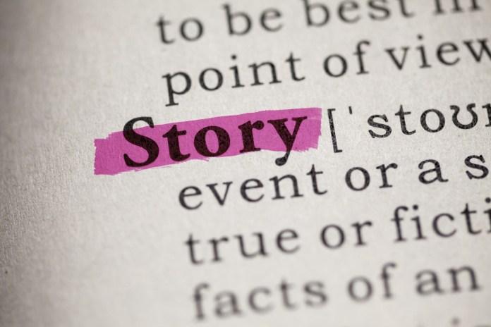 Moč zgodbe - Story