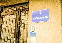 Policijska postaja - retro