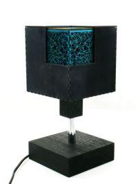 WOODEN LAMP TABLE - TESLA  Indigovento