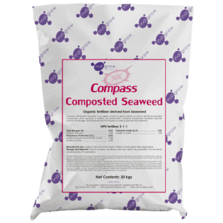 Indigrow Product Compass Composted Seaweed