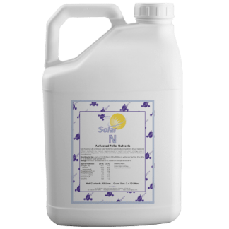 Indigrow Product Solar N (Nitrogen)
