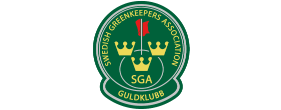 Swedish Greenkeepers Association logo