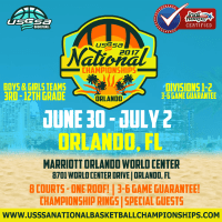 2017 USSSA Basketball National Championships