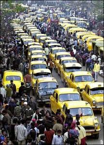Traffico in India