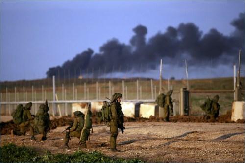 Soldati Israeliani a Gaza, dal New York Times