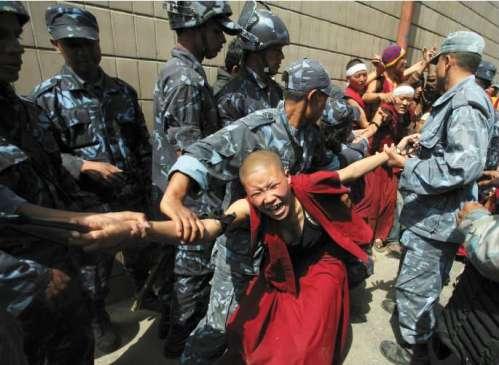 Arresti in Tibet