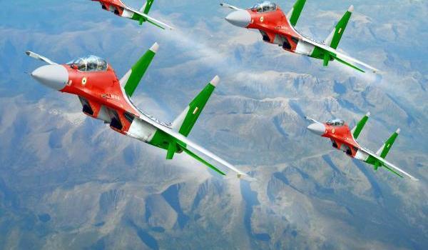 Le forze aeree indiane sono troppo deboli. Impossibile il confronto con la Cina