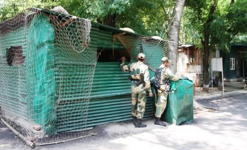 Checkpoint a Srinagar