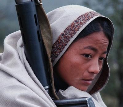 Nepal: manifestazioni dei Maoisti contro il Governo.