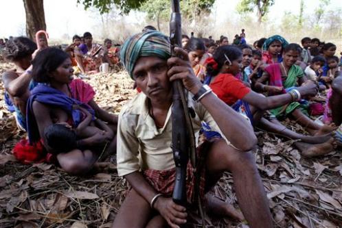 Il Governo indiano avvia la guerra ai Maoisti. L'India Centrale sarà il nuovo Sri Lanka?