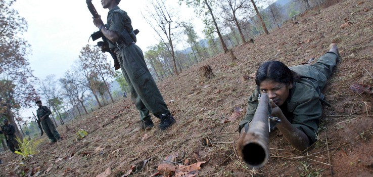 Maoisti uccidono sei civili in un villaggio del Chhattisgarh