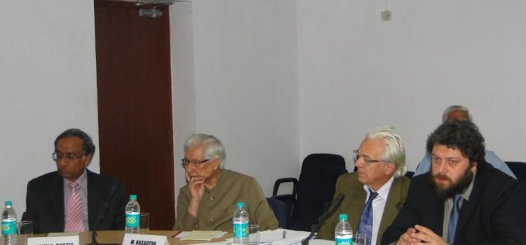 L'Indian Council of World Affairs premia Stefano Beggiora per il suo saggio su Tagore