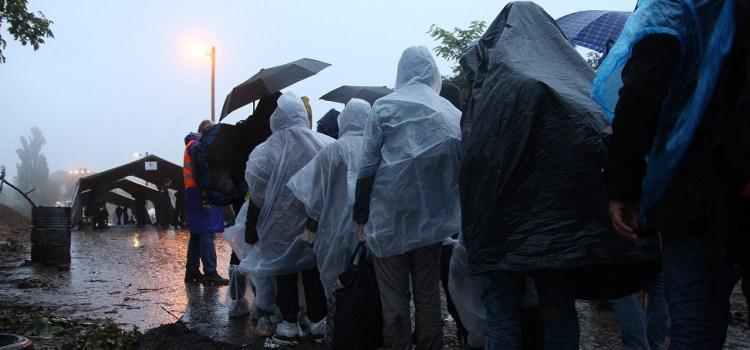 Invertiamo la Marcia: i rifugiati sulla Via dei Balcani. 18 febbraio, Castello di Godego (TV).