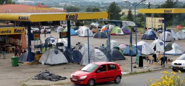 """""""Eko camp non c'è più"""". Atene sgombera l'ultimo campo migranti indipendente"""
