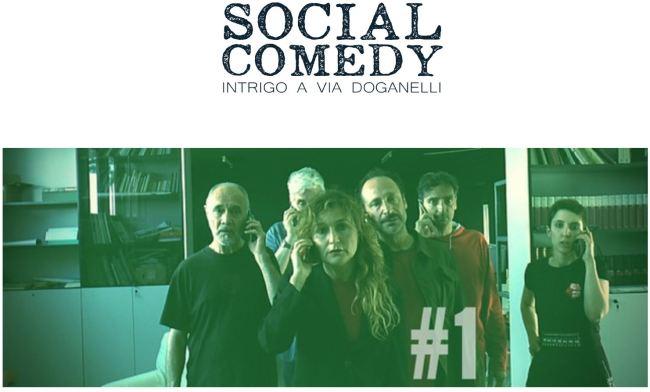 Sociale Comedy - Intrigo a via Doginelli