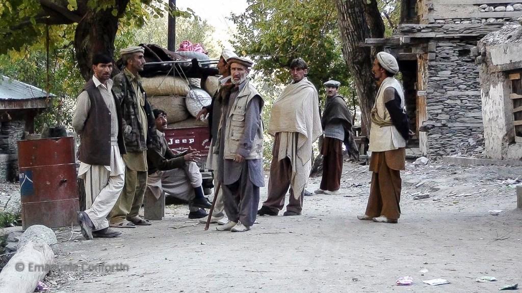 Sulla via per Chitral