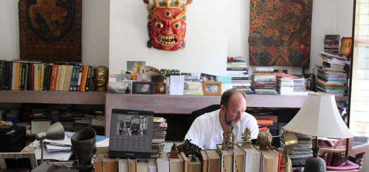 Intervista a William Dalrymple, una vita consacrata a viaggio, letteratura e ricerca