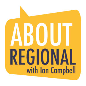Telling My Story to 'About Regional'