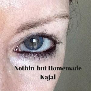 Nothin' but sooty Kajal