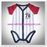 Panço erkek bebek body-12,50 TL