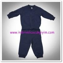 Panço erkek bebek lacivert eşofman takım-47,50 TL