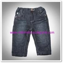 Panço erkek bebek lacivert kot pantolon-17,50 TL