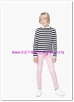 Mango kız çocuk uçuk pembe skinny jean pantolon-35 TL
