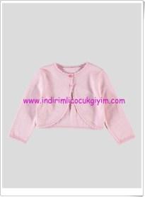 LCW kız çocuk pembe hırka-20 TL