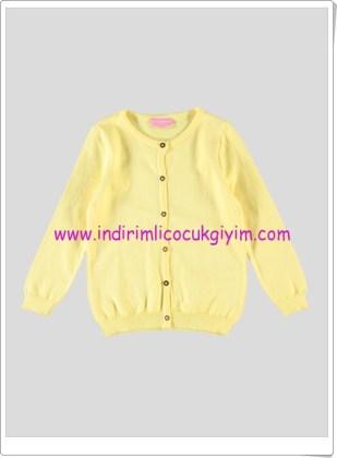 LCW kız çocuk sarı basic hırka-20 TL