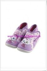 Twigy lila kız çocuk ev ayakkabısı-28 TL