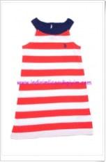 U.S Polo mercan kalın şeritli elbise-30 TL