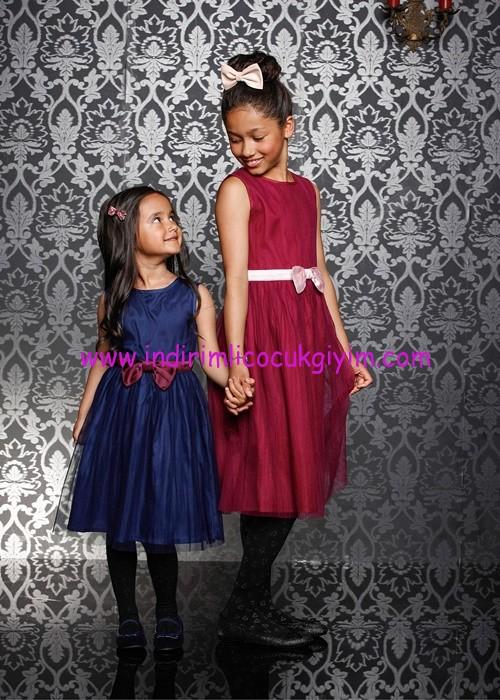 Bonprix 2016 kız çocuk abiye elbiseler