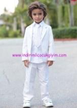 Bonprix erkek çocuk kum beji takım elbise