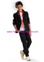 Bonprix erkek çocuk siyah takım elbise