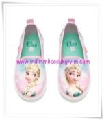 HM kız çocuk bağcıksız spor ayakkabı-40 TL