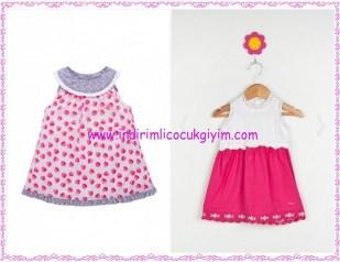 Chicco yeni sezon kız çocuk elbiseleri