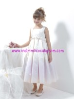 Fairy Wedding kız çocuk gelinlikleri