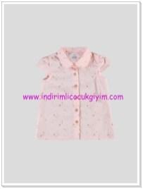 LC Waikiki kız bebek pembe bluz-23 TL
