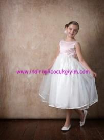 Little Fairy kız çocuk abiye elbiseleri
